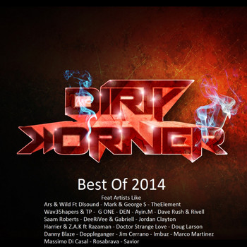Various Artists - Dirty Korner Best Of 2014
