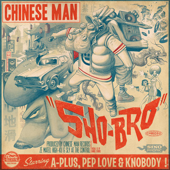 Chinese Man - Sho-Bro