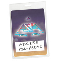 Asia - Access All Areas - Asia Live (Audio Version)