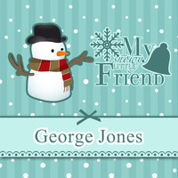 George Jones - My Snowy Little Friend