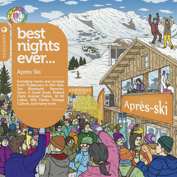 Graham Sahara - Best Nights Ever - Après Ski (Explicit)
