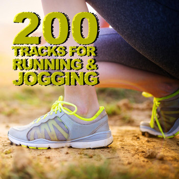 Various Artists - 200 Tracks for Running & Jogging