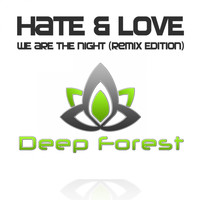 Hate & Love - We Are The Night (Remix Edition)