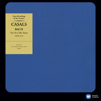 Pablo Casals - Bach: Cello Suites [2011 - Remaster]
