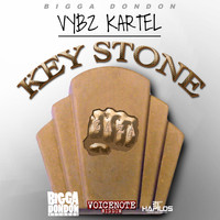 Vybz Kartel - Key Stone - Single