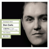Jussi Bjorling - Verdi: Don Carlo (Recorded Live 1950)