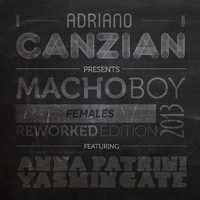 Adriano Canzian - Macho Boy (Explicit)