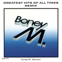 Boney M. - Greatest Hits Of All Times - Remix '88