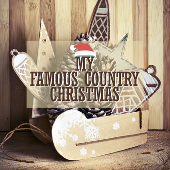 Various Artists - My Famous Country Christmas