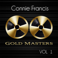 Connie Francis - Gold Masters: Connie Francis, Vol. 1