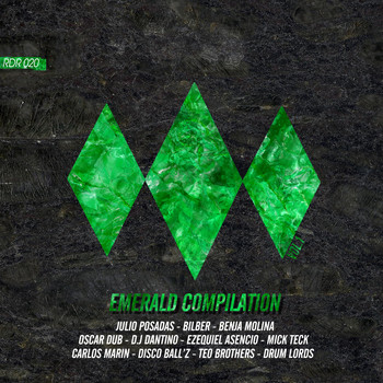 Various Artists - Emerald Compilation