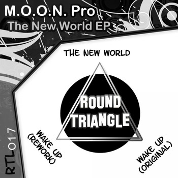 M.O.O.N. Pro - The New World EP