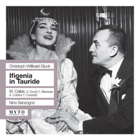 Francesco Albanese - Gluck: Iphigenia auf Tauris (Sung in Italian) [Recorded Live 1957]