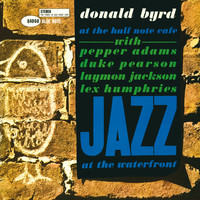 Donald Byrd - At The Half Note Cafe (Vol. 1 / Live At The Half Note Cafe, NY/1960 / Remastered 2015)