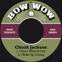 Chuck Jackson - I Don´t Want to Cry