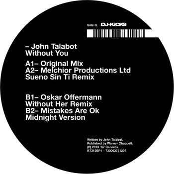 John Talabot - Without You