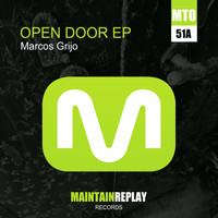 Marcos Grijo - Open Door EP