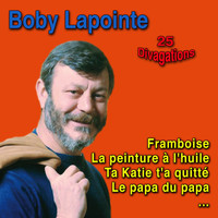 Boby Lapointe - 25 divagations