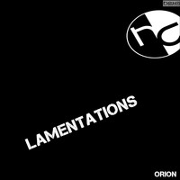 Orion - Lamentations