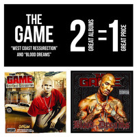 Game - West Coast Resurrection / Blood Dreams