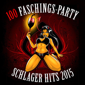 Various Artists - Fasching: 100 Party Schlager Hits 2015