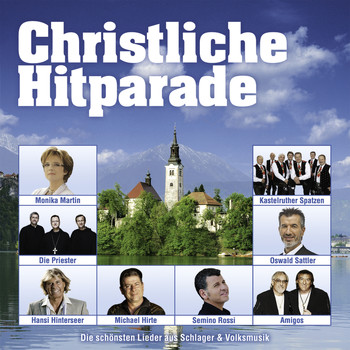 Various Artists - Christliche Hitparade - Das neue Album 2015
