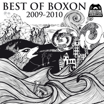 Various Artists - Best of Boxon 2009-2010
