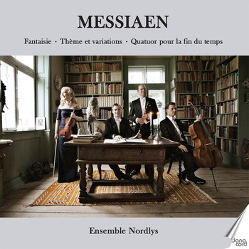 Ensemble Nordlys - Olivier Messiaen - Chamber Music