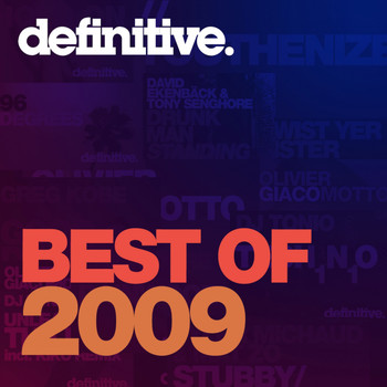 Various Artists - Definitive's Best Of 2009