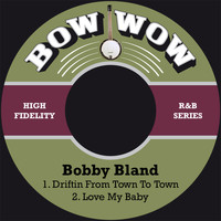Bobby Bland - Driftin from Town to Town