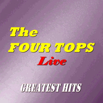 The Four Tops - The Four Tops Live in Las Vegas
