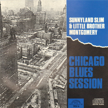Sunnyland Slim and Little Brother Montgomery - Chicago Blues Session