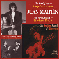 Juan Martin - The Early Years / Los Primeros Años