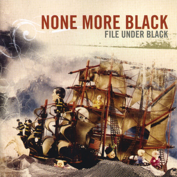 None More Black - File Under Black
