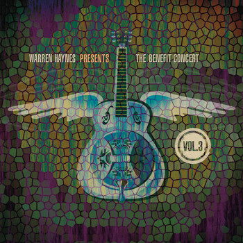 Warren Haynes - Warren Haynes Presents: The Benefit Concert Vol. 3