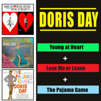 Doris Day - Young at Heart + Love Me or Leave Me + the Pajama Game (Bonus Track Version)
