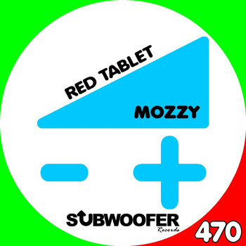 Mozzy - Red Tablet
