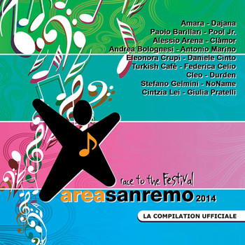 Various Artists - Area Sanremo 2014: Race to the Festival (La compilation ufficiale)