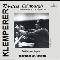 Philharmonia Orchestra - Klemperer Rarities: Edinburgh