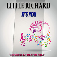 Little Richard - It's Real - Original Lp Remastered