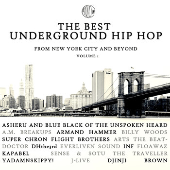 Various Artists - The Best Underground Hip Hop from New York City and Beyond (Explicit)