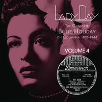 Billie Holiday - Lady Day: The Complete Billie Holiday On Columbia - Vol. 4