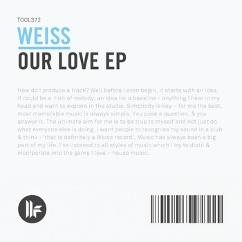 Weiss - Our Love EP