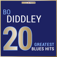 Bo Diddley - Masterpieces Presents Bo Diddley: 20 Greatest Blues Hits