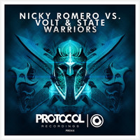 Nicky Romero vs Volt & State - Warriors