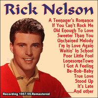 Rick Nelson - Recordings 1957-1959
