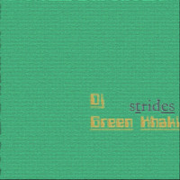 Dj Green Khaki - Strides