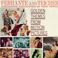 Ferrante And Teicher - Golden Themes from Motion Pictures