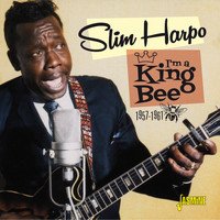 Slim Harpo - I'm a King Bee 1957-1961