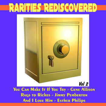 Various Artists - Rarities Rediscovered, Vol. 2